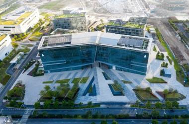 珠海金湾航空城产业服务中心