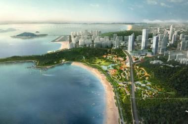 珠海海滨公园和景山公园改造工程