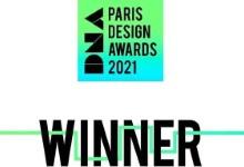 阿普贝思项目斩获2021法国巴黎DNA设计大奖